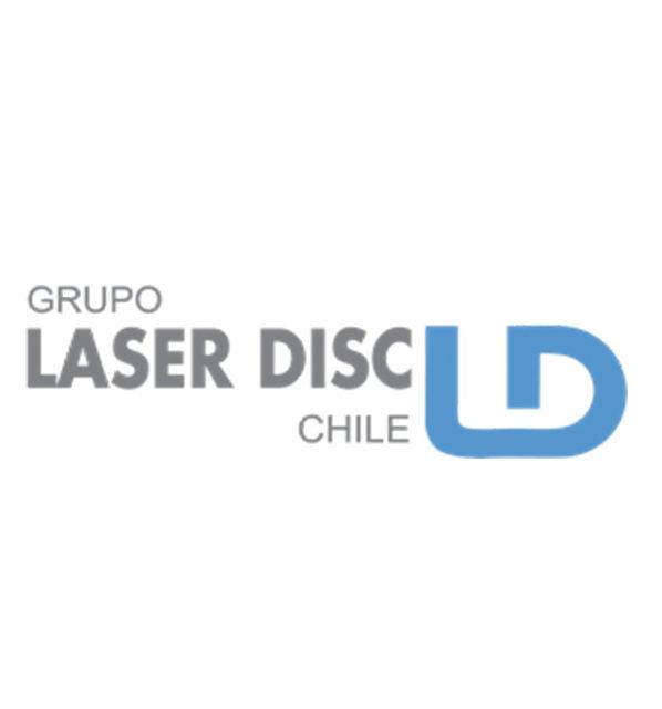 Company logo Grupo Laserdisc