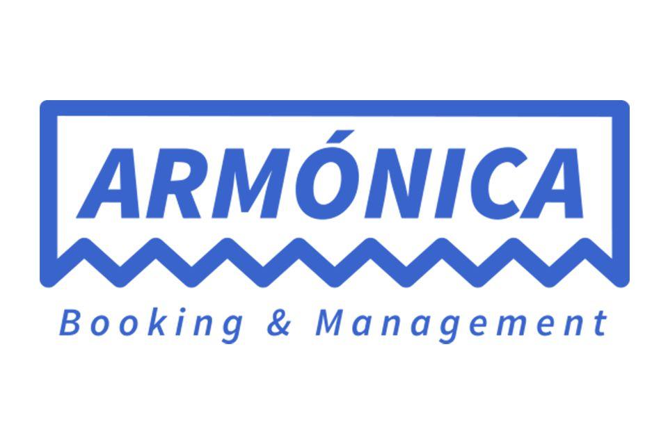 Company logo Armónica