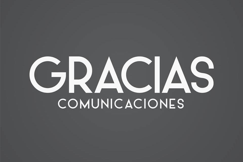 Company logo Gracias Comunicaciones