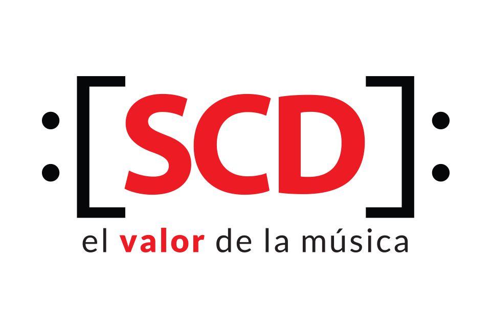 Company logo Sociedad Chilena de autores e intérpretes musicales (SCD)