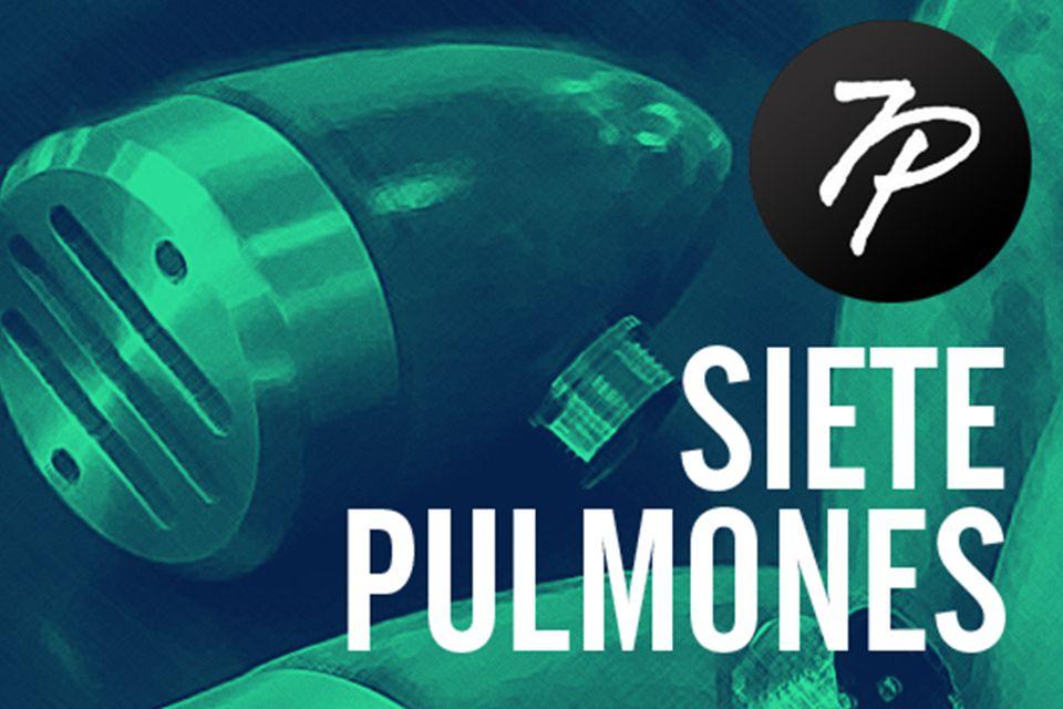 Company logo Siete Pulmones Mic