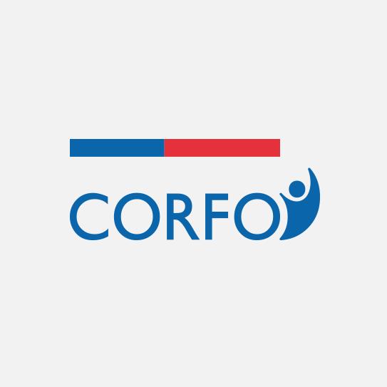 Company logo Corfo