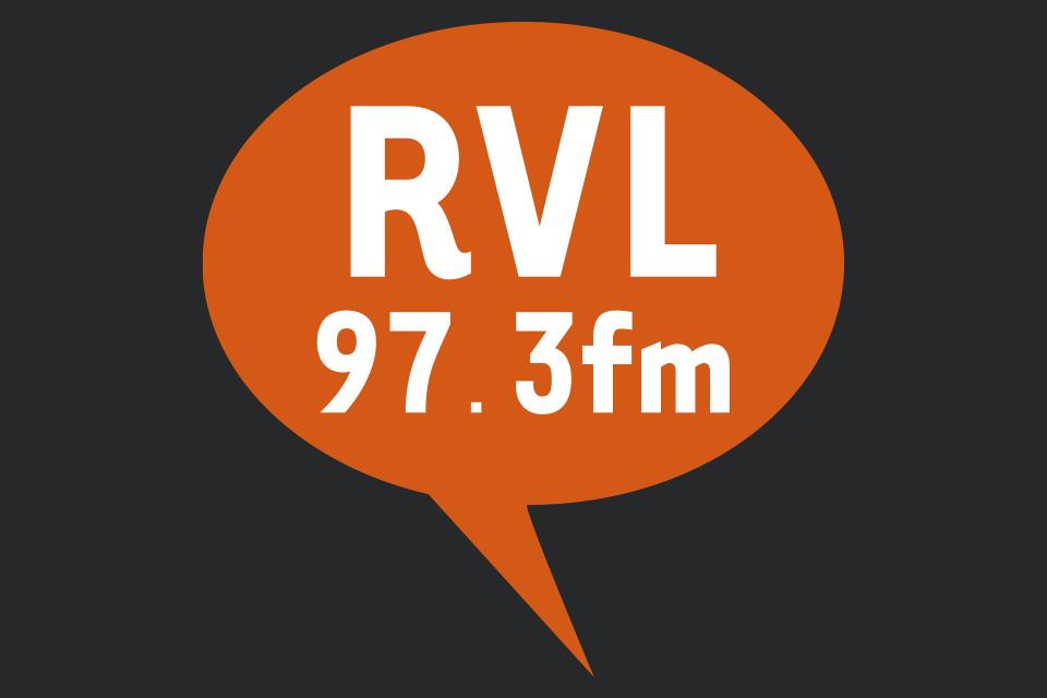 Company logo Radio Valentín Letelier