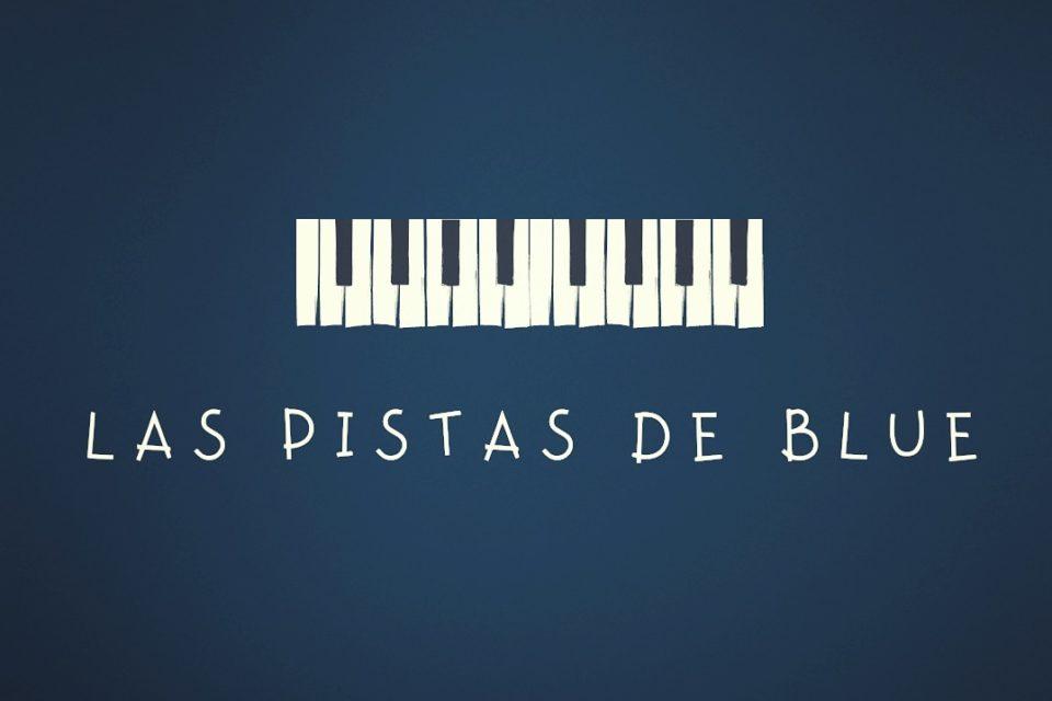 Company logo Blue